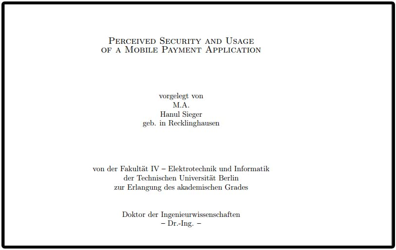 Phd thesis tu berlin